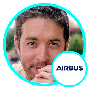 Adam Bonnifield, VP of AI, Airbus