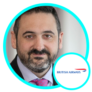 Alex Cruz, Chairman and CEO, British Airways