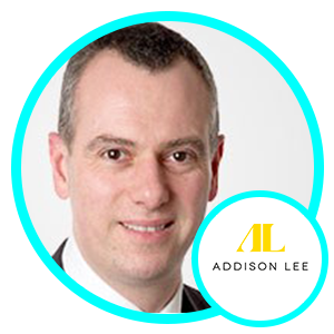 Andy Boland, CEO, Addison Lee