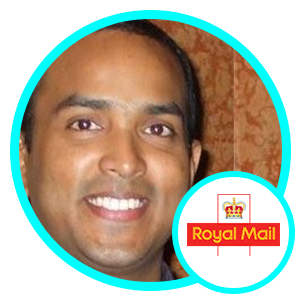 Ben Dias, Head of Data Science, Royal Mail