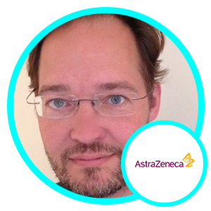 Claus Bendtsen, Executive Director-Data-Science, AstraZeneca