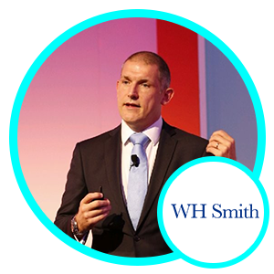 Gary Donnelly, CTO, WHSmith