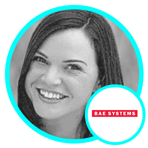 Holly Armitage, Data/Technology Strategist, BAE Systems