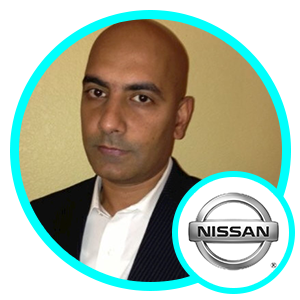 Kishore Agasthi, Chief Data Officer, Nissan Motors