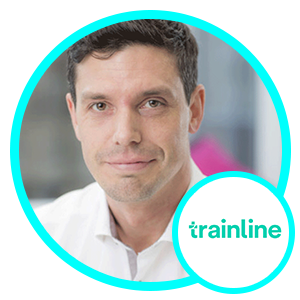 Mark Holt, CTO, Trainline
