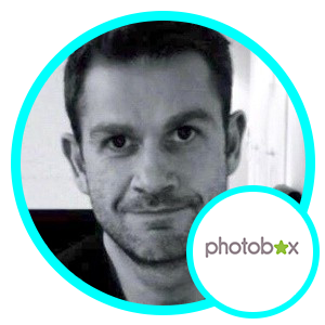 Richard Orme, Group CTO, Photobox Group