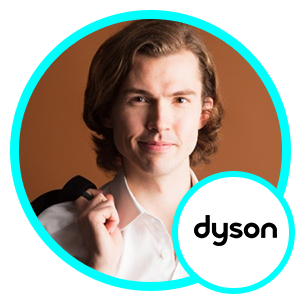 Ryan Den Rooijen, Global Director of Data Services, Dyson