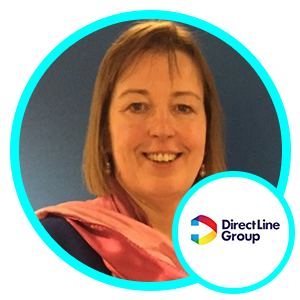 Sarah Greasley, CTO, Directline Group