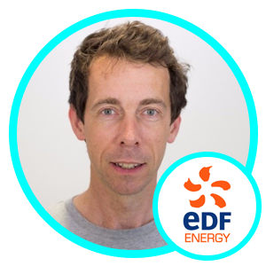 David Ferguson, Head of Digital Innovation, EDF Energy
