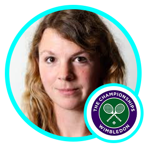 Alex Willis, Head of Communications, Content and Digital, Wimbledon