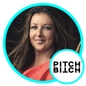 Angela Livingstone, Founder, Pitch Bitch