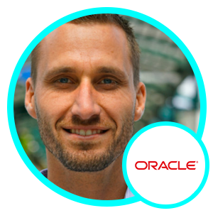 Bastiaan Janmaat, Vice President, Product Management, Oracle