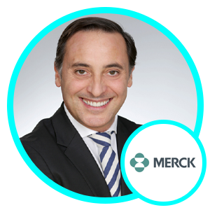 Christophe Revirron, CIO, Merck