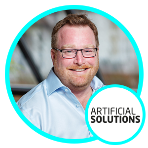 Darren Ford, VP Global Customer Services, Artificial Solutions