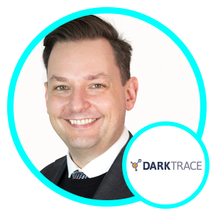 David Palmer, Director of Technology, Darktrace