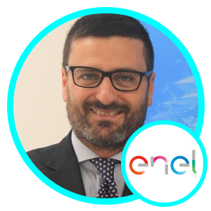 Giuseppe Amoroso, Head of Digital Strategy and Governance, Enel Italia S.r.L