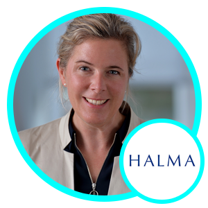 Inken Braunschmidt, Chief Innovation and Digital Officer, Halma PLC