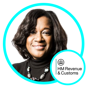 Jacky Wright, CDO, HMRC