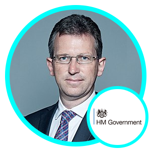 Jeremy Wright, Secretary of State, DCMS