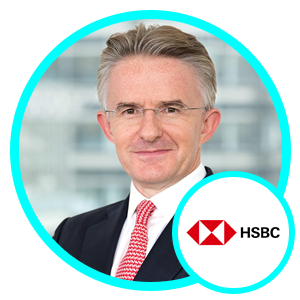 John Flint, Group CEO, HSBC