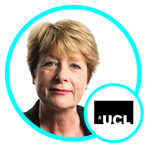 Rosemary Luckin, Professor, UCL