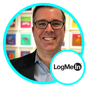Ryan Lester, Senior Director, Customer Experience Technologies, LogMeIn