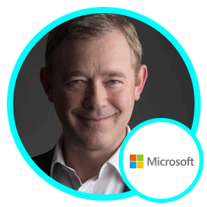 Stephen Docherty, Industry Solutions Executive for Health, Microsoft