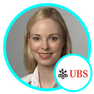 Annika Schröder, Executive Director, AI Center of Excellence, UBS Group Technology