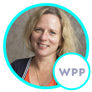 Nicole Meissner, CTO Creative and Production Technologies, WPP