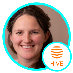 Aimee Clark, European Strategic Partnerships Manager, Hive