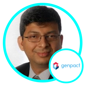 Amaresh Tripathy, Senior Vice President and Global Business Leader, Genpact