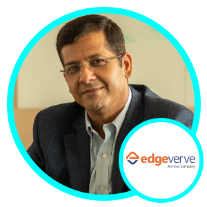Atul Soneja, Senior Vice President and Global Head, Edgeverve