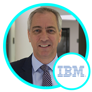 Bill Kelleher, Country General Manager, IBM UK