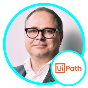 Boris Krumrey, Chief Robotics Officer, UI Path