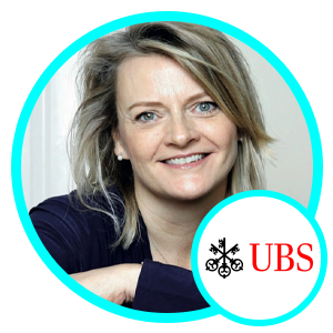 Carolanne Minashi, Global Head of Diversity and Inclusion, UBS