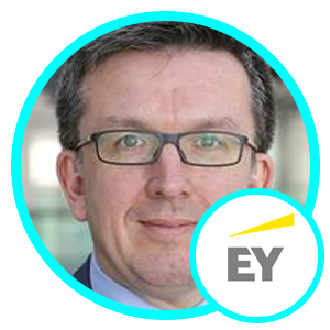 Charles Brayne, Chief Tax Innovation Officer UK and I, EY