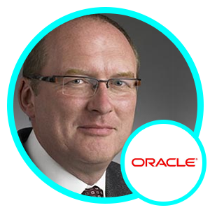 Clive Swan, Senior Vice President, Applications Development, Oracle