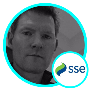 Daniel Robertson, Chief Data Officer, SSE