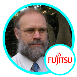 David Snelling, Fujitsu Fellow, Program Director Artificial Intelligence, CTO Office, Fujitsu