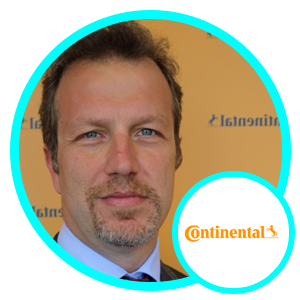 Demetrio Aiello, Head of the Artificial Intelligence and Robotics Labs, Continental Automotive GmbH