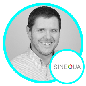Dominique Raimbaux, UK Regional Sales Manager, Sinequa