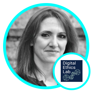 Mariarosaria Taddeo, Director, Digital Ethics Lab