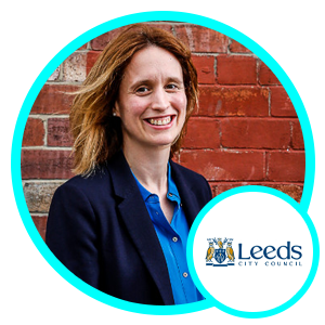 Eve Roodhouse, Chief Economic Development Officer, Leeds County Council