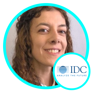 Francesca Ciarletta, Senior Research Analyst, IDC