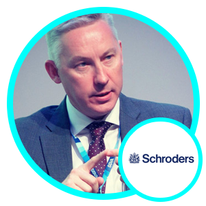 Graham Kellen, Chief Digital Officer, Schroders