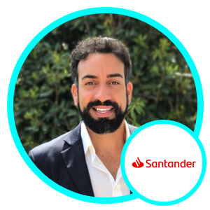 Ildefonso Olmedo, Head of Innovation, Santander