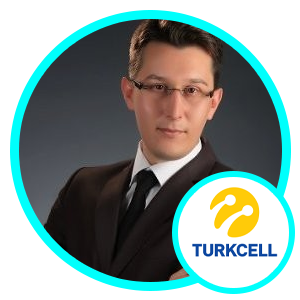 Ismail Yildiz, Expert Data Scientist, Turkcell