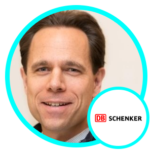 Joachim Weise, SVP of Data Analytics, DB Schenker