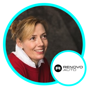 Kate Jack, Head of Operations, Renovo