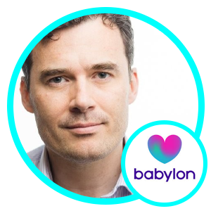 Keith Grimes, Clinical Innovation Director, Babylon Health